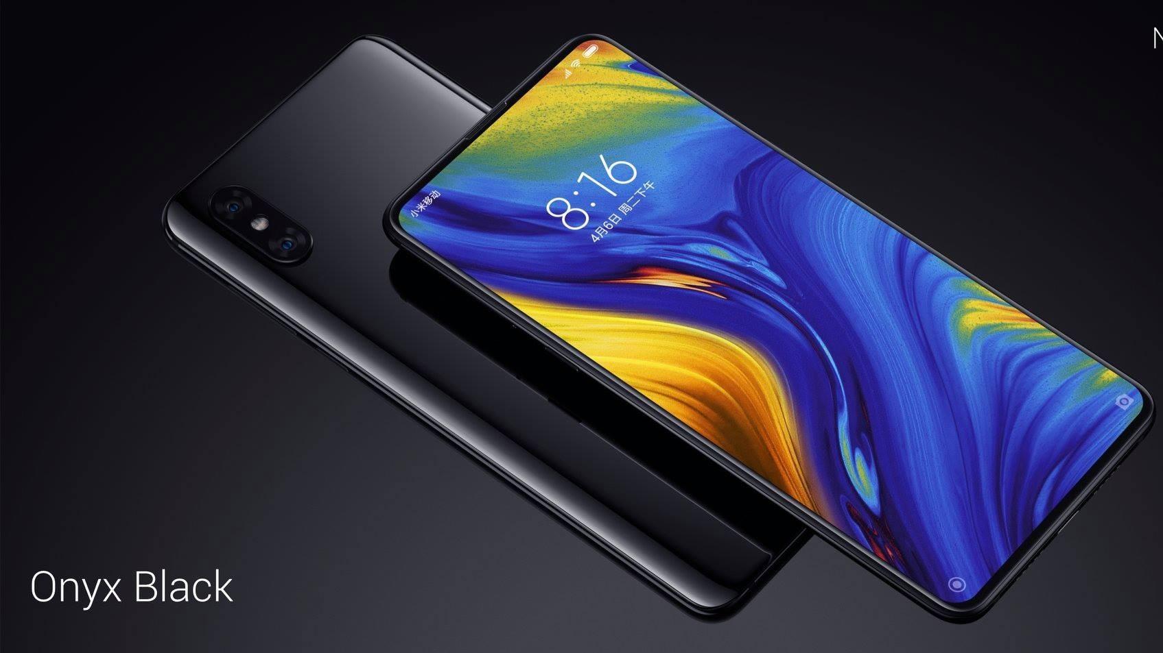 Xiaomi Mi Mix 3 officieel