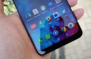 xiaomi pocophone f1 android pie-update
