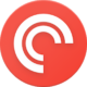 Pocket Casts icoon