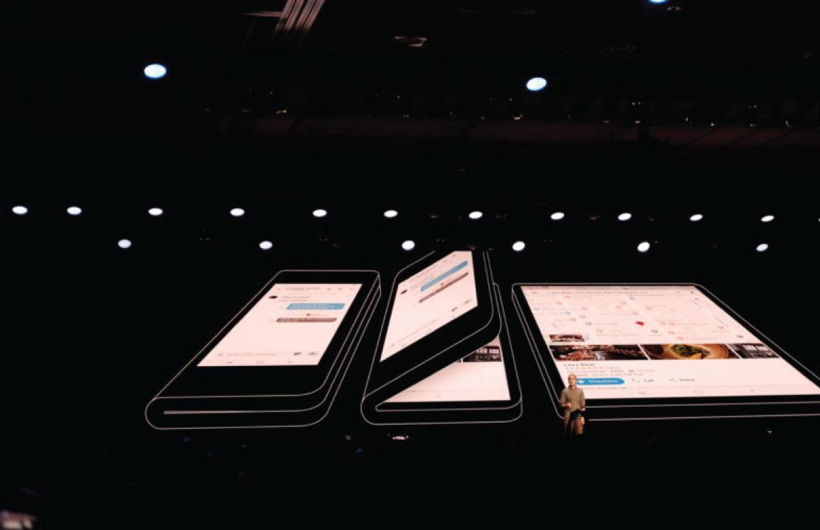 uitleg opvouwbare smartphones