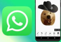 Zo maak en verstuur je je eigen stickers in WhatsApp