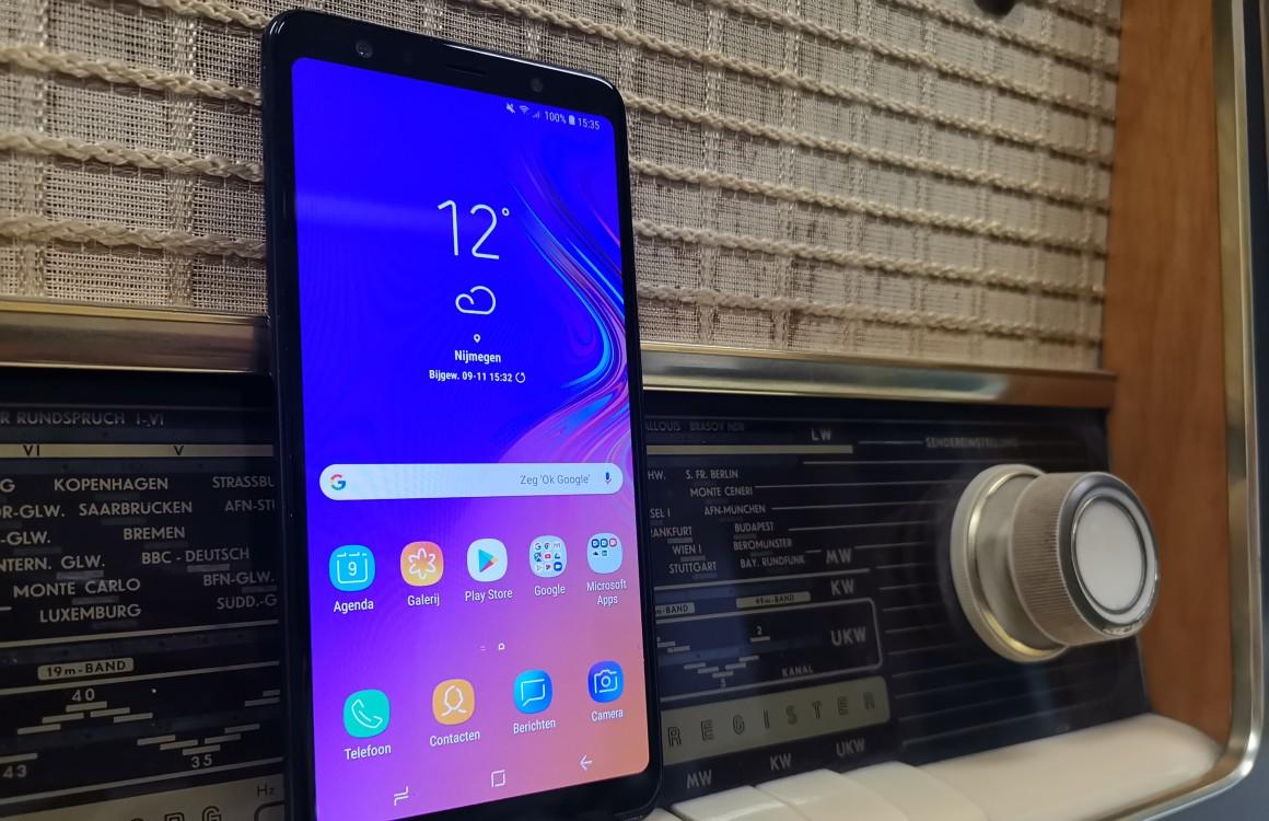 Samsung Galaxy A7 review: fijne smartphone met goede camera's