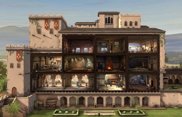 Assassin's Creed Rebellion brengt Kassandra, Ezio en meer samen in RPG