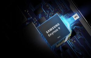 Samsung Galaxy S10-chip