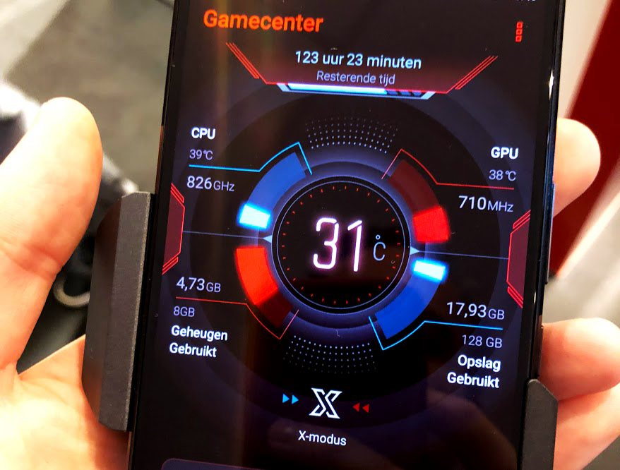 gaming smartphones opinie