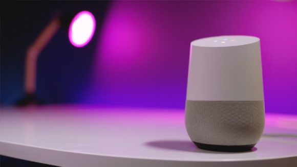 google home apparaten