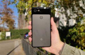 google pixel 3 xl preview