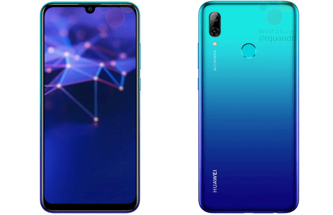 Huawei P Smart (2019) volledig uitgelekt: dit moet je weten
