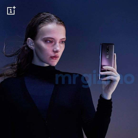 paarse oneplus 6t