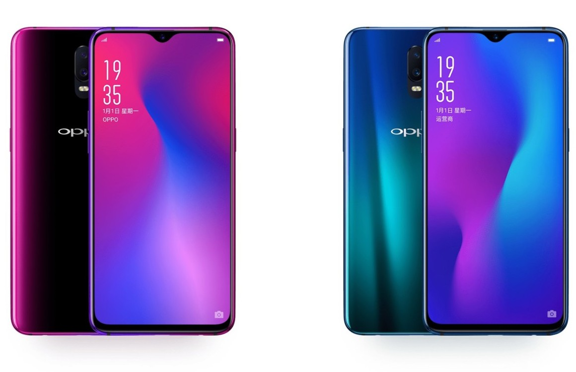 Oppo RX17 Neo officieel