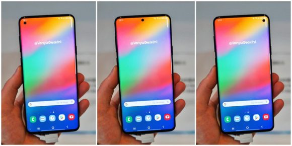Samsung Galaxy S10 Mini specificaties