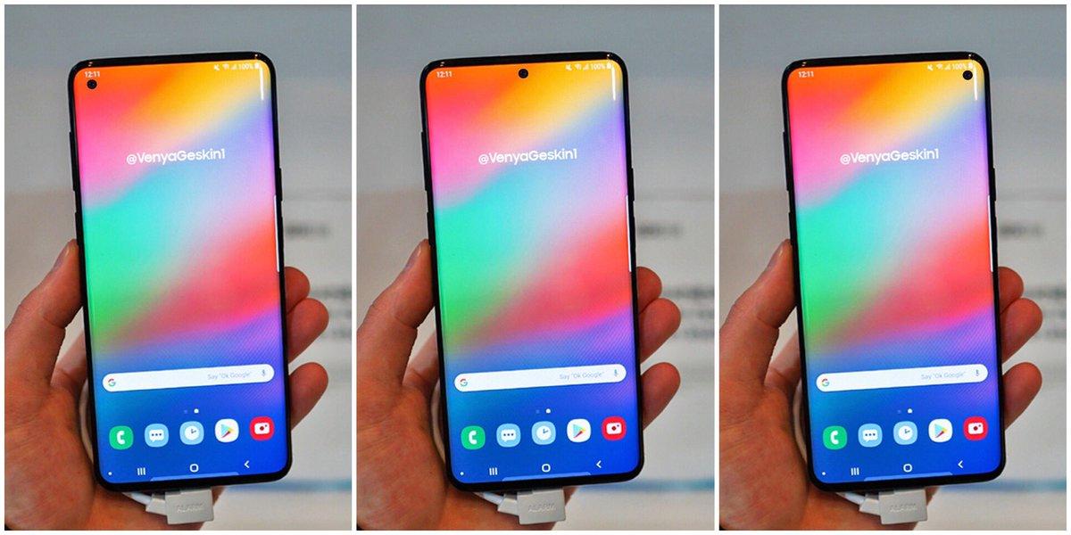 Samsung Galaxy S10 Mini specificaties