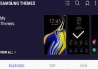 Samsung schrapt gratis thema's: alle Galaxy-thema's na twee weken betaald