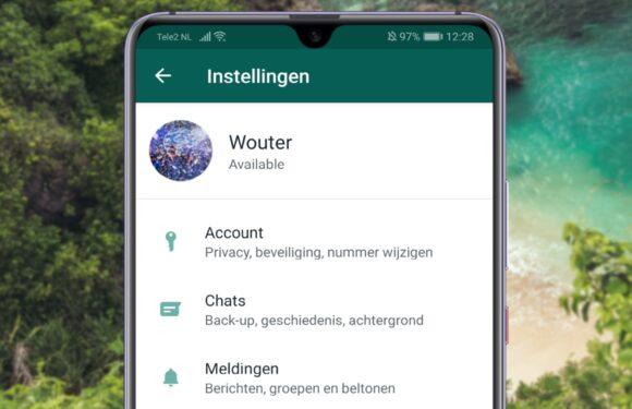 Tip: Zo beheer je de opslagruimte van al je WhatsApp-gesprekken