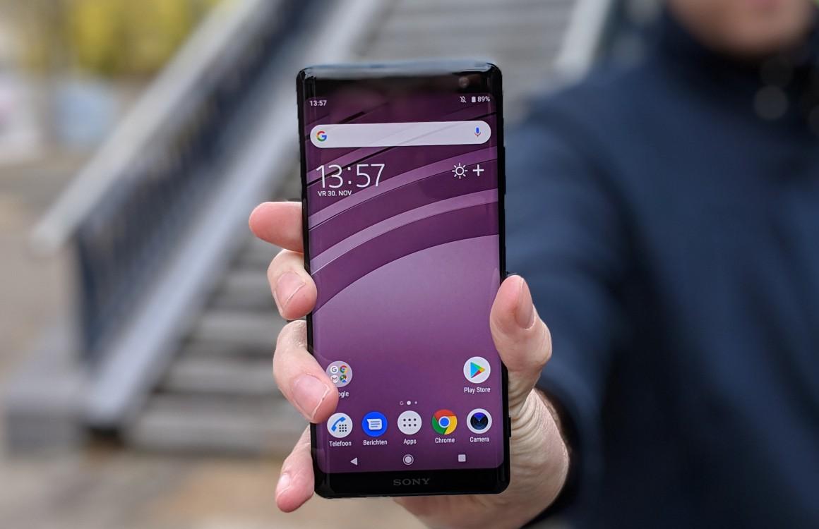 'Deze Sony-telefoons krijgen een update naar Android 10'