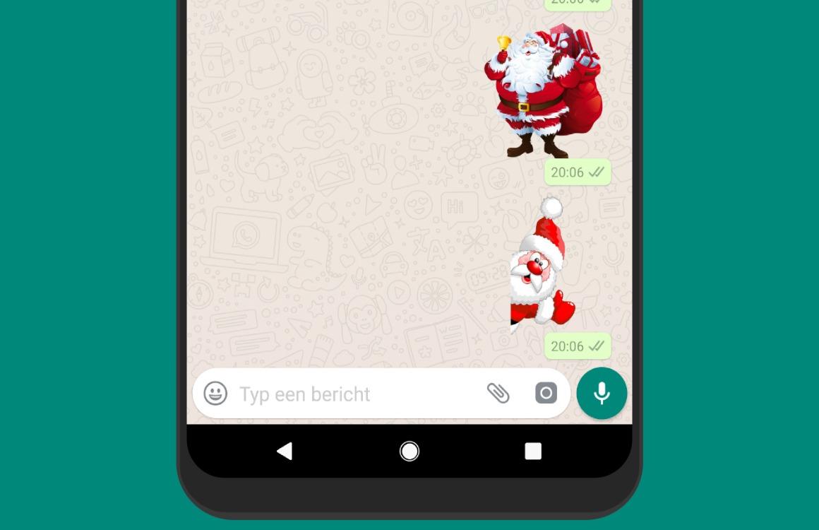 Dit zijn de 4 beste sticker-apps voor WhatsApp