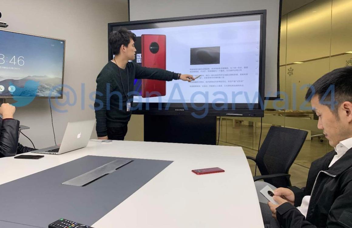 OnePLus 5G-smartphone eerste beelden