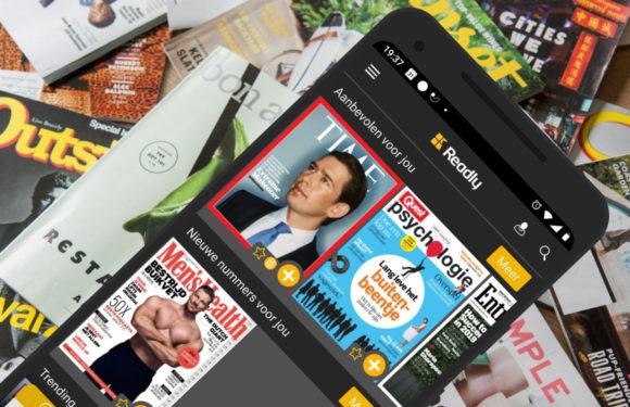 Readly review: dé app voor de magazineliefhebber