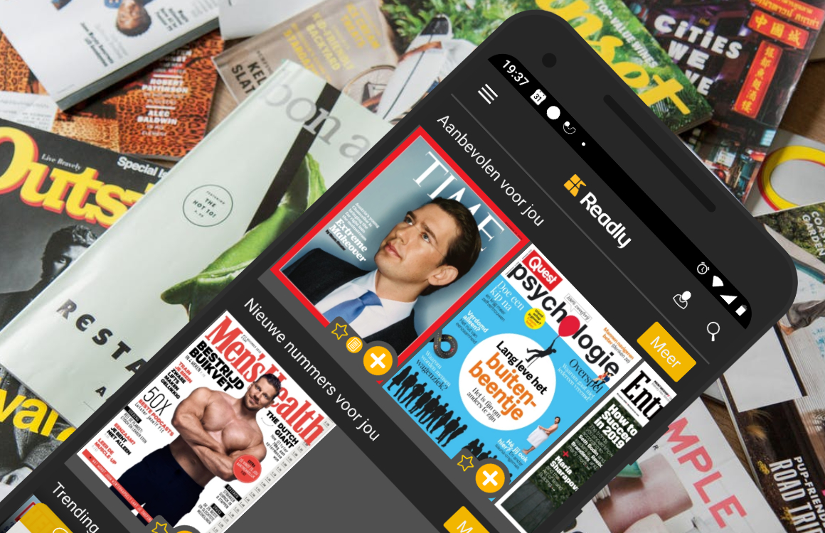 Readly review: dé app voor de magazineliefhebber