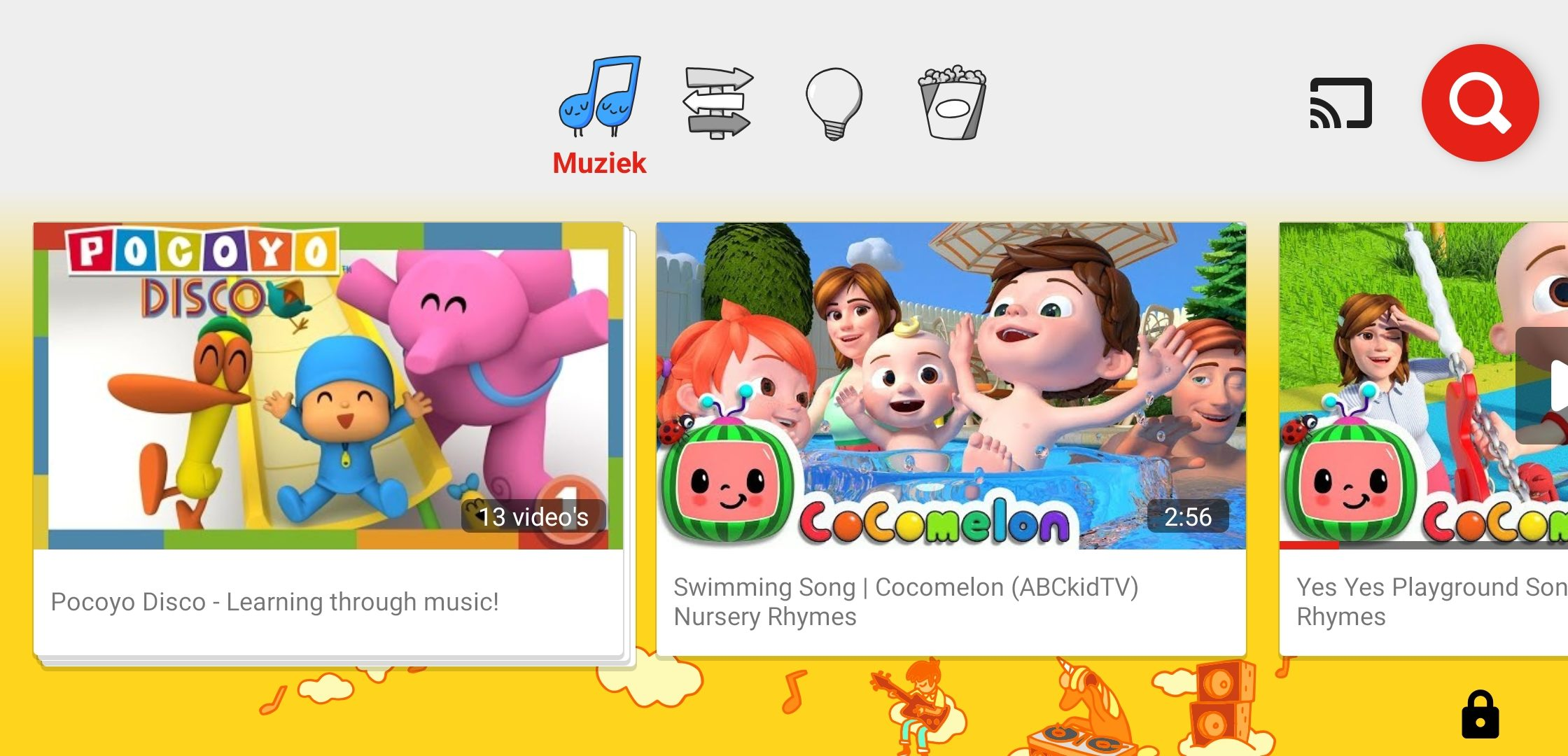 Uitleg YouTube Kids Nederland