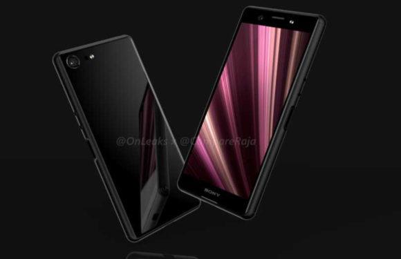 'Sony Xperia XZ4 Compact krijgt 5 inch-scherm zonder notch'