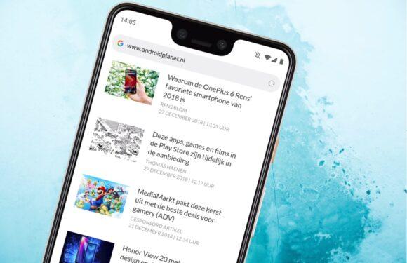 De 3 beste Android-apps in Google Play van week 52 – 2018