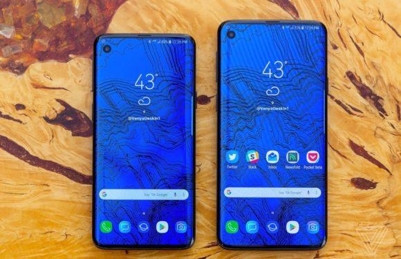 'Samsung komt met verbeterde nachtmodus voor Galaxy S10'