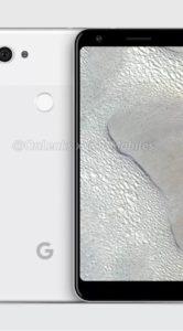 Google Pixel 3a specificaties