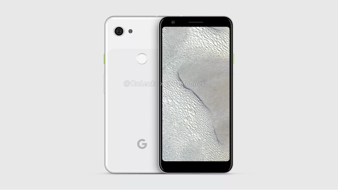 'Google Pixel 3a komt eraan: dit zijn de specificaties'