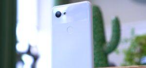 Check de uitgebreide Google Pixel 3a review