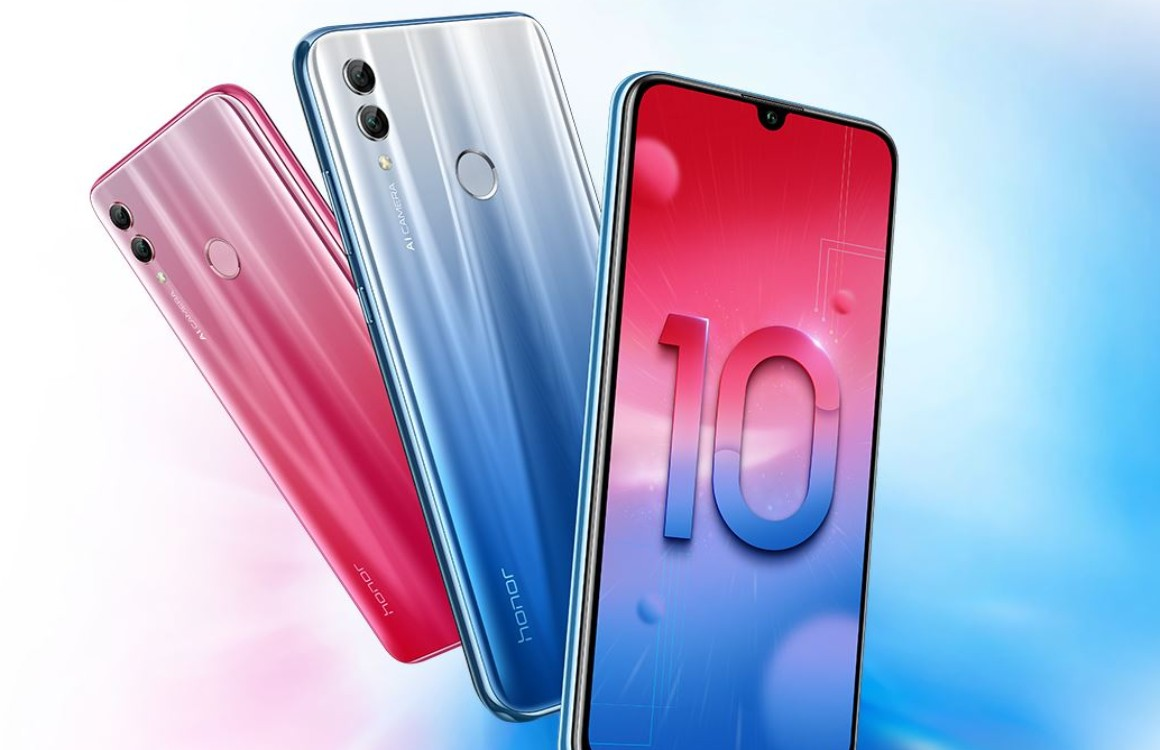 Honor 10 Lite release
