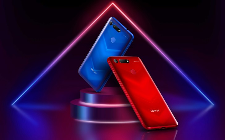 Honor View 20 specificaties