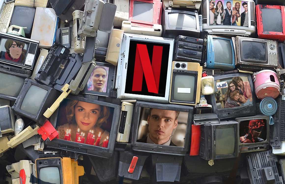 Opinie: Netflix is super, maar niet vrij van frustraties
