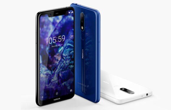 Betaalbare Nokia 5.1 Plus met Android One nu te koop