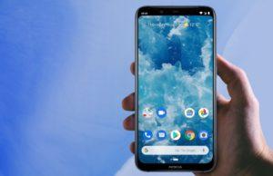 nokia android pie-updates