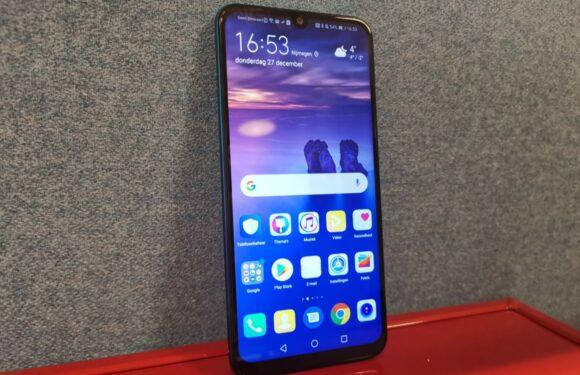 Huawei vernieuwt P Smart: groter scherm en verbeterde camera