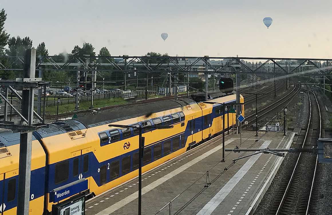 Geen haperende filmpjes meer in de trein door nieuwe zendmasten