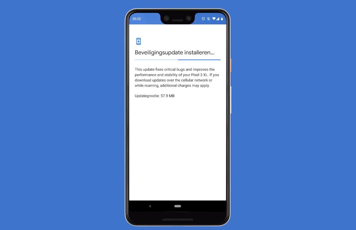Android-beveiligingsupdate januari 2019