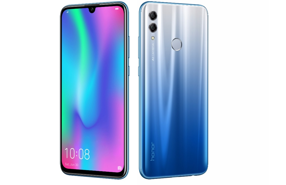 Honor 10 Lite officieel onthuld 2