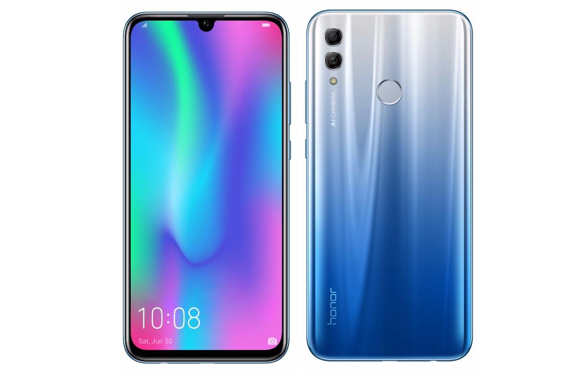 Honor 10 Lite onthuld: concurrentie voor de Huawei P Smart (2019)