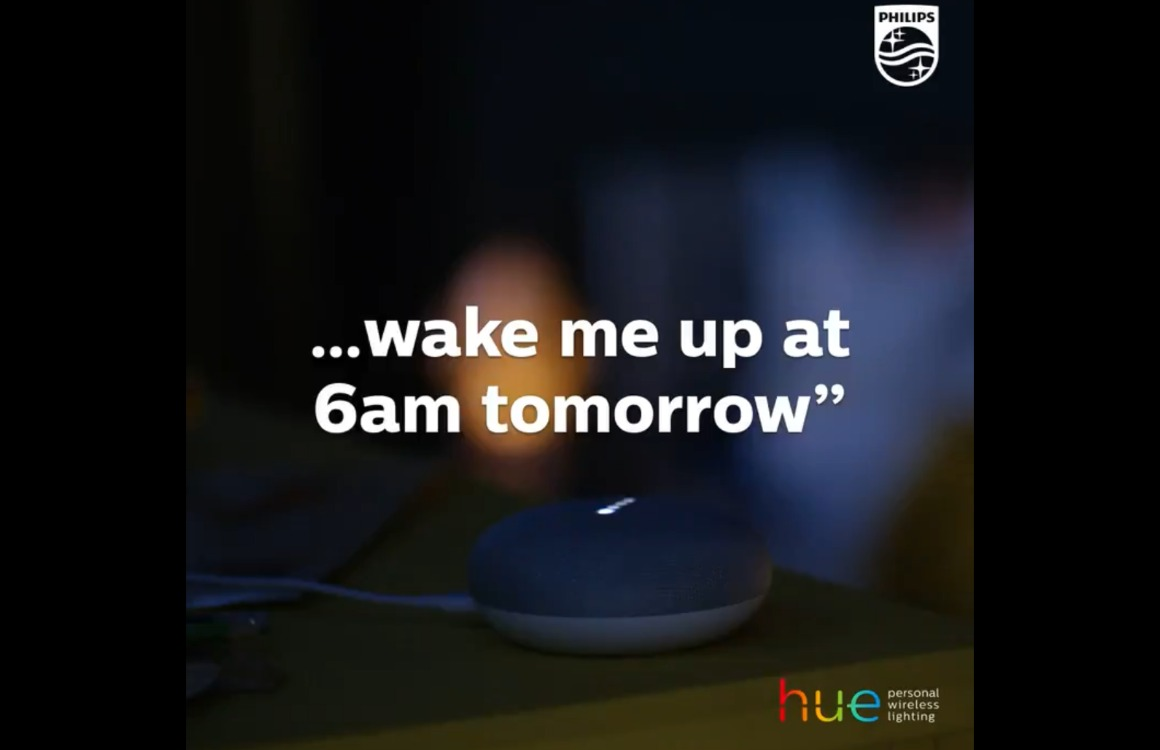 Philips Hue Google Assistent