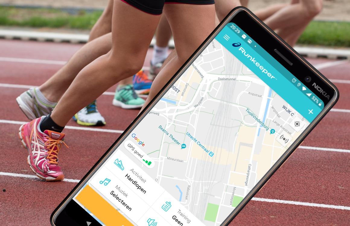 Zo zorg je ervoor dat sport-apps niet verklappen waar je woont