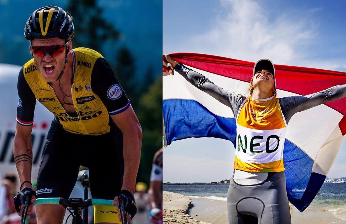 De favoriete sport-apps van bekende atleten: Lars Boom en Marit Bouwmeester