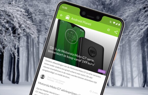 Android nieuws #3: Motorola Moto G7-serie en Samsung Galaxy S10 Plus