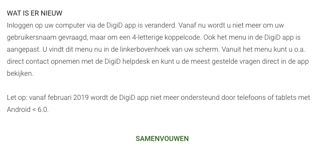 digid android-app