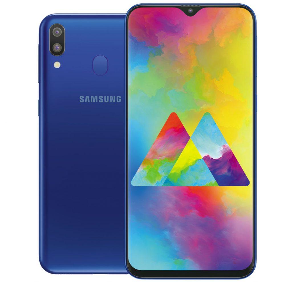 Samsung Galaxy M20 officieel