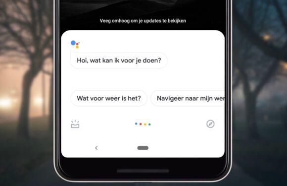 Google Assistent krijgt redesign met compacter uiterlijk: zo ziet het eruit