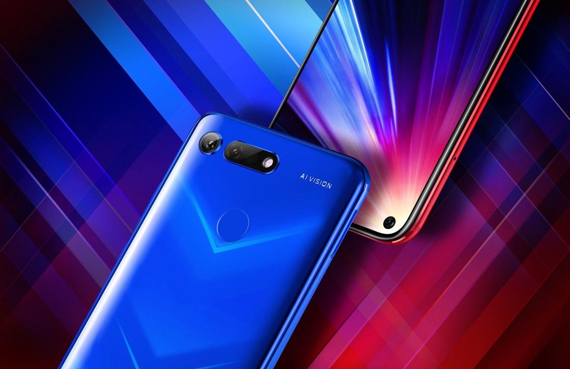 'Honor 20 Pro is volgende smartphone met periscopische zoomlens'