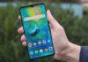 Gerucht: Huawei Mate 30 (Pro) kan supersnel draadloos opladen