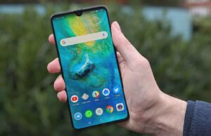 huawei mate 30 zonder android